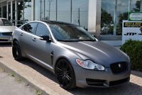 "Jaguar XF 22"" WHEELS - FLAT GREY WRAP -  No accidents $19,995"