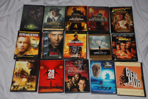 Movie DVD Munich national treasure indiana jones 8mm 28 days lat
