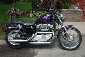 SPORTSTER 883 SAFETY CHECKED LOW MILEAGE