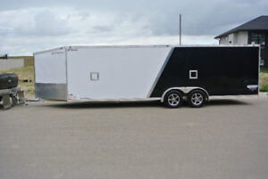 2013 All Aluminum Stealth Trailer
