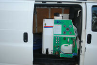 2003 GMC Savana Carpet Cleaning Van