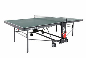 German Made Tiger Ping pong table tennis tables