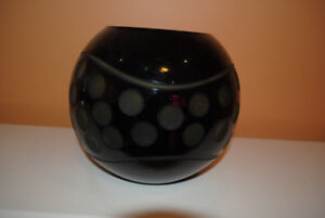 Decorative Glass Candle Holder or Ornament