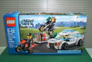 Lego City set 60042  High Speed Police chase  Neuf scellée