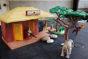 Playmobil Wild life set