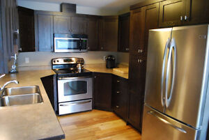 Two Bedroom and Den Level Entry Town Home