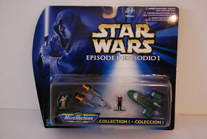 Hasbro Star Wars Micro Machines  Episode 1 Collection I