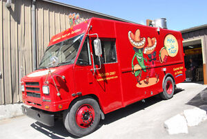 Own your own food truck!