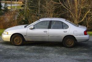 2001 Nissan Altima GXE Sedan