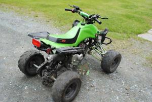 ATV - Kids GIO