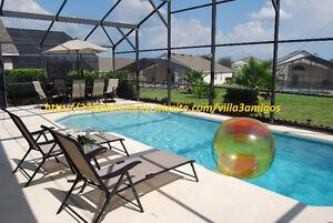 Villa à louer en Floride (Orlando, Disney et Universal Studios)