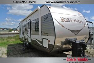 2016 Revere 27 BH Bunk Bed Travel Trailer