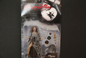 Sleepy Hollow 'The Crone' with Accessories - McFarlane - MIP - Edmonton Edmonton Area image 1