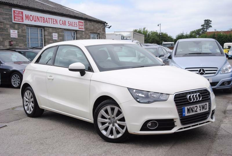 2012 audi a1 1 6 tdi sport 3 door in wotton under edge gloucestershire gumtree. Black Bedroom Furniture Sets. Home Design Ideas