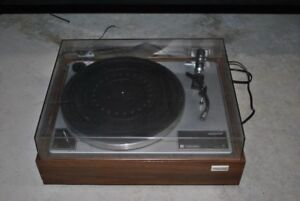 Platine audio Table tournante Toshiba semi automatique audio