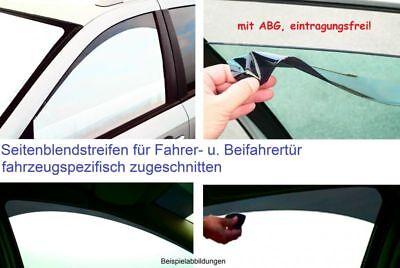 Blendstreifen Seitenfenster vorne für MB GLK X 204 BJ. 2009-2012