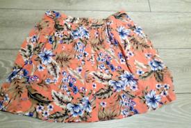 Ladies New Look Summer Skirt - Size 10