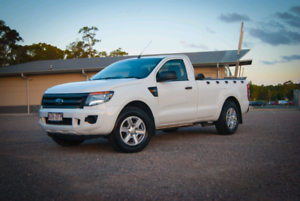 2012 PX Ford Ranger Single cab