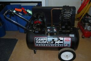 Compresseur Campbell-Hausfeld 4 HP, 20 gallons
