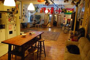 Plateau Loft, Rachel/ St.Laurent - 1 room available