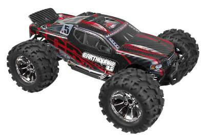 1/8 Redcat EARTHQUAKE 3.5 RC Nitro 4WD Truck 2.4ghz Remote Control Black/Red