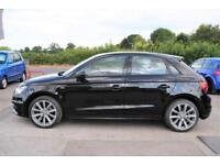 2014 AUDI A1 SPORTBACK 1.4 TFSI S LINE STYLE EDITION 5 DOOR AUTOMATIC