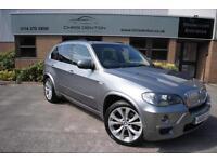 2008 BMW X5 3.0SD AUTO M SPORT, FULL BMW SERVICE HISTORY, BLUETOOTH PHONE