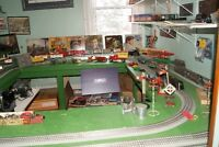 CASH PAID LIONEL TRAIN SETS,COLLECTIONS,PARTS ALL MAKES WANTED