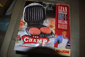 Grilling Machine Brand New never been used