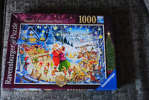 Ravensburger 20th Anniversary Limited Edition 1000 Puzzle