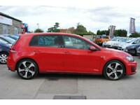 2014 MK7 VW VOLKSWAGEN GOLF 2.0 GTI 5 DOOR TORNADO RED MANUAL