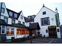 Chef required at The New Inn Hotel Ellon