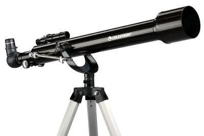 Celestron Astronomy & Stargazing TeleScope x175 Magnification PowerSeeker 60AZ