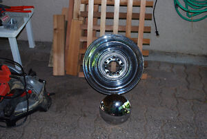 Hot Rod/Custom Car Wheels North Shore Greater Vancouver Area image 1