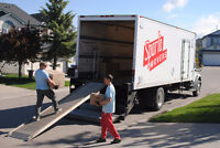 BEST Calgary MOVERS - Students SPECIAL $69/hr - 403-402-7992