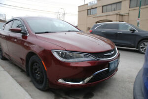 CHRYSLER 200 LIMITED 2.4 L 2015