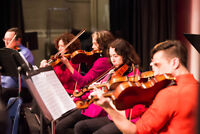 Violin, Viola, Cello, String Bass players - Join Our FUN!