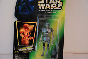 2-1B Medic Droid Power of the Force Star Wars figure computer