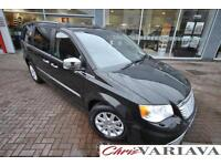 2013 Chrysler Grand Voyager CRD LIMITED ** 7 SEATER ** Diesel black Automatic