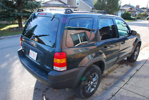 Great 2003 Ford Escape XLT 4WD Deal