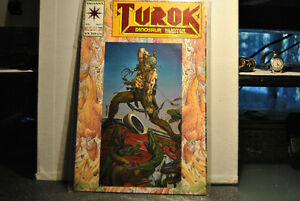 Valiant Comics Turok Dinosaur Hunter No. 1 July, 1992