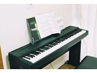 YAMAHA ** *88 WEIGHTED KEYS DIGITAL PIANO