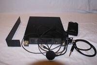 Audio Technica systeme sans fil pour instrument et micro Casque