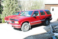 1997 GMC Jimmy SUV, Crossover,Low Mileage