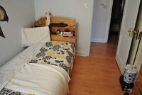 Furnished ALL INCLUSIVE room for rent on main floor of bungalow