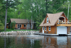 BEAUTIFUL COTTAGE FOR RENT ON LAKE MUSKOKA AUG 25-SEPT 1
