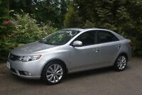 2010 Kia SX Sedan - top of the line $7000,- Delta/Surrey/Langley Greater Vancouver Area Preview