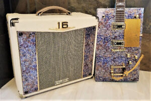 A few Unusual Guitars and Amps $80 to $1000