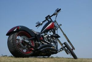 Custom Chopper from AMG