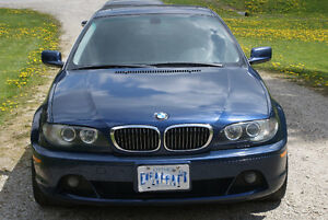 2004 BMW 3-Series leather wood grain Coupe (2 door)